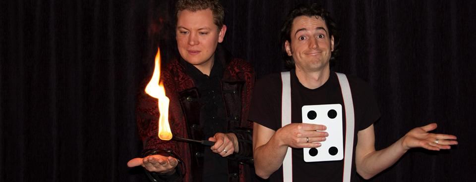 Zauber-Varieté-Show