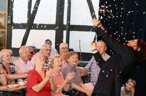 Zauberkünstler, Varietéshow & Feuerartisten in Karlsruhe, Bruchsal und Sinsheim