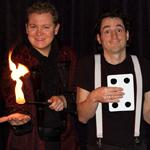DIE 2AUBERER - Zwei-Mann-Zauber-Varieté-Show