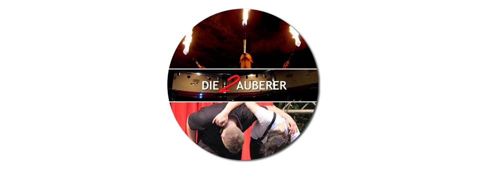 DIE 2AUBERER - Zauber-Varieté-Show