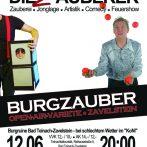 Burgzauber 12.06.2015 – Open-Air-Varieté Zavelstein
